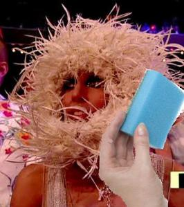 Lady Gaga and her Sponge of Crazy