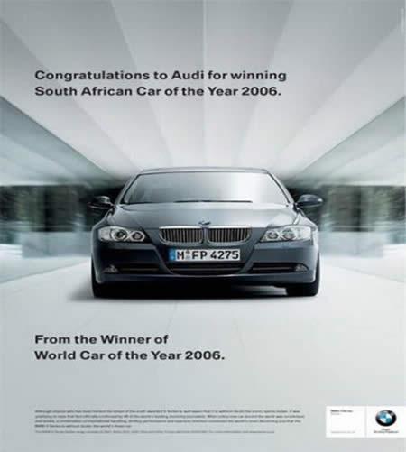 BMW to AUDI